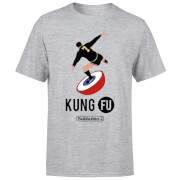 T-Shirt Homme Subbuteo Kung Fu - Gris