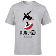 Camiseta Subbuteo Kung Fu - Hombre - Gris
