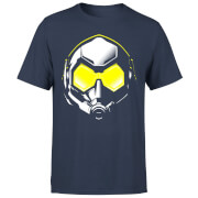 Ant-Man And The Wasp Hope Mask Men's T-Shirt - Navy