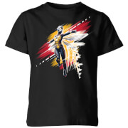 Ant-Man And The Wasp Brushed Kids' T-Shirt - Black
