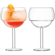 LSA Mixologist Cocktail Balloon Glasses - 520ml - Set of 2