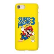 Funda móvil Nintendo Super Mario Bros 3 para iPhone y Android