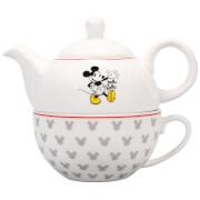 Ensemble Tasse et Théière Mickey Mouse - Disney