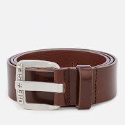 Diesel Men's B-Star Leather Belt - Tan