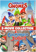 Gnomeo & Juliet / Sherlock Gnomes 2-Film Collection