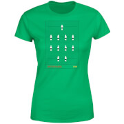 Fooseball Deutschland Women's T-Shirt - Kelly Green