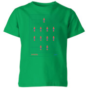 Fooseball Espana Kids' T-Shirt - Kelly Green