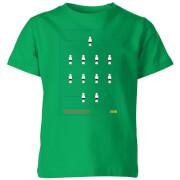 T-Shirt Enfant Équipe de Baby Foot Allemagne - Vert Foncé
