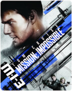 Mission Impossible III - 4K Ultra HD - Limited Edition Steelbook
