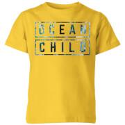 My Little Rascal Ocean Child Kids' T-Shirt - Yellow