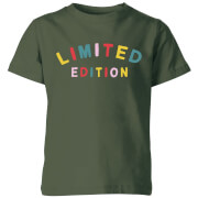 My Little Rascal Limited Edition Kids' T-Shirt - Forest Green