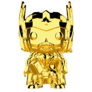 Marvel Studios 10th Anniversary Thor Gold Chrome Funko Pop! Figuur