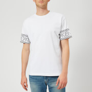 KENZO Men's Sleeve Logo T-Shirt - White