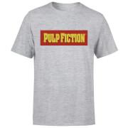 T-Shirt Homme Logo Pulp Fiction - Gris
