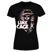 Marvel Knights Luke Cage Women's T-Shirt - Black