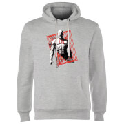 Marvel Knights Daredevil Cage Hoodie - Grey