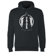Star Wars Darth Vader Father Imperial Hoodie - Black