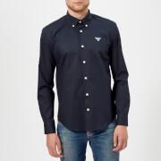 Barbour Men's Beacon Seathwaite Shirt - Navy