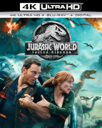 Jurassic World: Fallen Kingdom - 4K Ultra HD (Includes Digital Download)