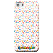 Nintendo Super Mario Toad Pattern Smartphone Schutzhülle for iPhone and Android