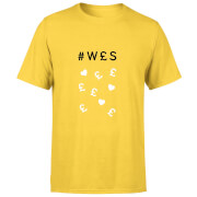 W£s Men's T-Shirt - Yellow