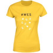 W£s Women's T-Shirt - Yellow
