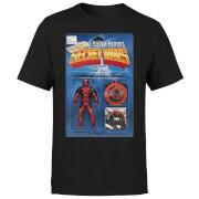 Camiseta Marvel Deadpool Figura Secret Wars - Hombre - Negro