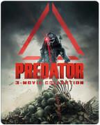Trilogía Predator - Steelbook Edición Limitada Exclusivo de Zavvi