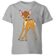 Disney Bambi Classic Kids' T-Shirt - Grey
