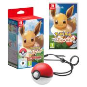 Pokémon: Let's Go, Eevee! +Poké Ball Plus Pack