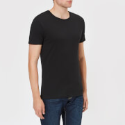 Paul Smith Men's Two Pack T-Shirt - Black