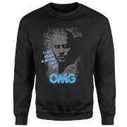 American Gods Shadow OMG Sweatshirt - Black