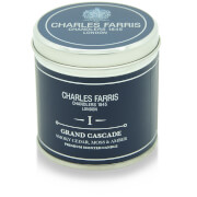 Charles Farris Signature Grand Cascade Tin Candle 300g