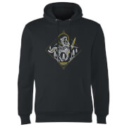 Sweat à Capuche Homme Dessin au Trait Centaure - Harry Potter - Noir