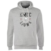 East Mississippi Community College Lions Hoodie - Grey