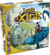 Libellud Lords of Xidit Board Game