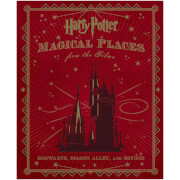 Harry Potter - Magical Places from the Films (Hardback)