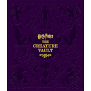 Harry Potter - The Creature Vault (Hardback)