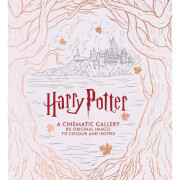Harry Potter - A Cinematic Gallery (Hardback)