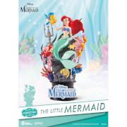 The Little Mermaid D-Select PVC Diorama 15 cm