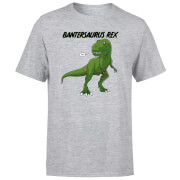 Bantersaurus Rex Men's T-Shirt - Grey