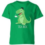 TeaRex Kids' T-Shirt - Kelly Green