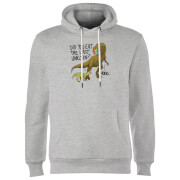 Did You Eat The Last Unicorn? Hoodie - Grey