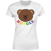 Rainbow Bungle Club Women's T-Shirt - White