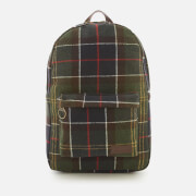 Barbour Men's Carrbridge Backpack - Classic Tartan