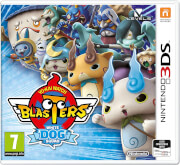 Yo-Kai Watch Blasters: White Dog Squad