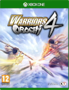 Warriors Orochi 4