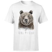 Ring My Bear Men's T-Shirt - White