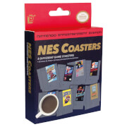 Nintendo Entertainment System Console Coaster Pack