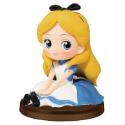 Banpresto Q Posket Petit Girls Festival Disney Alice in Wonderland Alice Figure 7cm